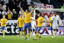 Watch: Incredible Ibrahimovic goal for Sweden versus England