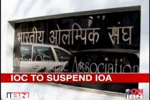 IOC to suspend IOA