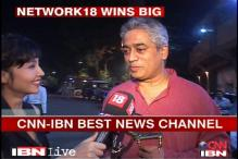 ITA awards: CNN-IBN wins Best English News Channel for the 6th time