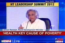 Ramesh targets states for poor health infrastructure