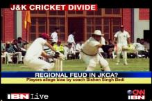 Regional bias allegations mar J&K cricket team