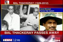 It was an honour to be invited by Bal Thackeray: Javed Miandad