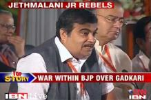 More heat on Gadkari as Jethmalani quits BJP post