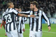 Juventus cruise past Nordsjaelland 4-0 at home