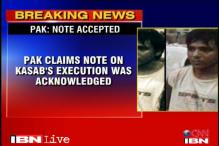 Acknowledged India's letter on Kasab's hanging: Pakistan
