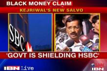 Government protecting HSBC Bank, alleges Arvind Kejriwal