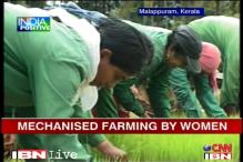 Kerala women farmers battling all odds to save green paddy fields