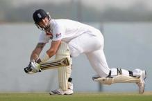 Haryana v England XI: Pietersen ton tops run-filled day