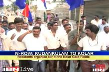 Nuclear waste in Kolar mines? Residents protest