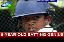 Kerala: 8-yr-old batting genius is Internet sensation