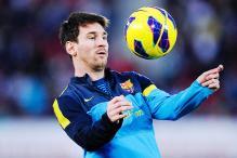 No point chasing Messi, says Kombarov