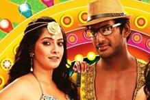 Acror Vishal says, Varalaxmi is a very close friend