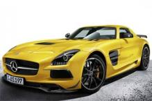 Mercedes SLS AMG Black Series unveiled