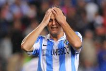 Malaga lose 2-1 at home to Rayo in Spanish league