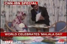 World celebrates Malala day today