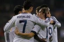Real Madrid outclass Zaragoza 4-0 in La Liga