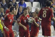 Valencia hold Bayern Munich to 1-1 draw in Spain