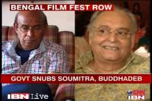 No invite to Bengal legends at Kolkata Film Festival sparks controversy