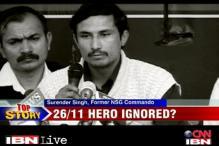 26/11 heroes say govt ignoring them; Army, NSG deny
