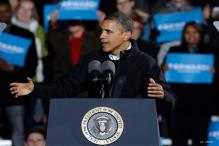 US: Obama's campaign ends where it all began
