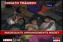 Patna: 17 dead in Chhath stampede, Oppn questions govt