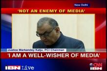 I'm a well-wisher of media, not its enemy: Justice Katju