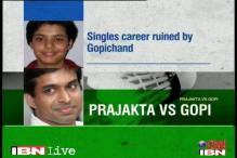 Shuttler Sawant takes Gopichand to court