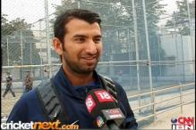 Credit for Pujara's double ton goes to his fiancee Puja: Father