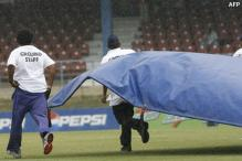 SL-NZ ODI series opener washed out