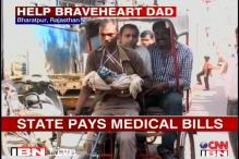 Rajasthan: Rickshaw puller's daughter discharged