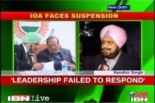 IOA faces suspension