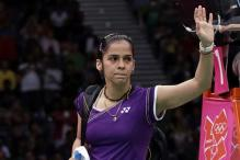 Saina to play in Super Series Finals despite knee trouble