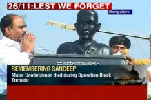 26/11: Memorial built in honour of Major Unnikrishnan