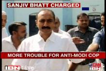 Modi baiter Sanjiv Bhatt charged in custodial death case