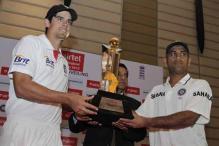 Major news agencies boycott India-England series
