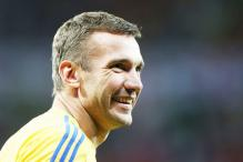 Shevchenko invited to be Ukraine national coach