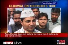 Farrukhabad belongs to the common man: Kejriwal supporters