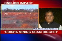 Odisha mining scam: Srikant Jena demands Patnaik's resignation