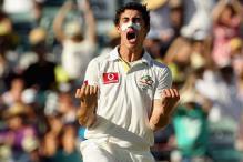 Australia get happy returns from Mitchells in Perth