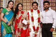 In pics: Kamal Haasan, Suriya at Southern choreographers Shobi and Lalitha's reception