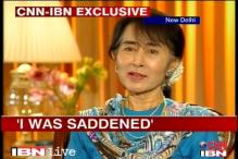 Have no bitterness against India: Aung San Suu Kyi