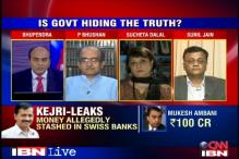Is the government hiding the truth on black money?