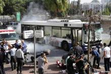 Israel: Bus explodes in Tel Aviv as Clinton seeks truce