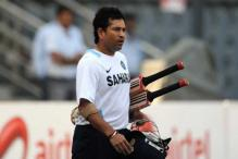 Tendulkar completes 23 years in international cricket