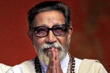 Bal Thackeray's ashes immersed in Arabian Sea