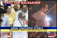 Bal Thackeray 'stable', Mumbai crawls back to normalcy