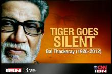 Bal Thackeray: The tiger goes silent