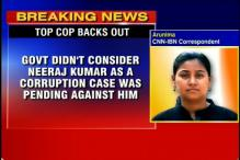 CBI director race: Delhi Police chief withdraws plea