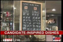 US Presidential poll: Michelle, Ann woo voters with cookies