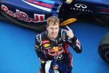 Vettel's F1 title in danger as Ferrari mull appeal